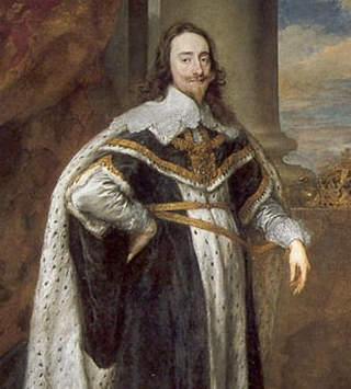 How did England's King Charles I die?