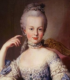 Which King of France was Marie Antoinette married to?
