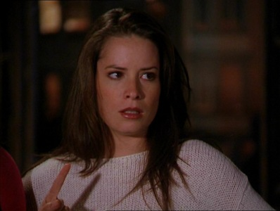 """In the episode """"Chick Flick"""" what kind of movies does Piper say she is a fan of?"""