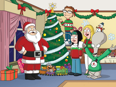 In the episode, &#34;The Most Adequate Christmas Ever&#34;, what does Roger call Michelle at the very end?