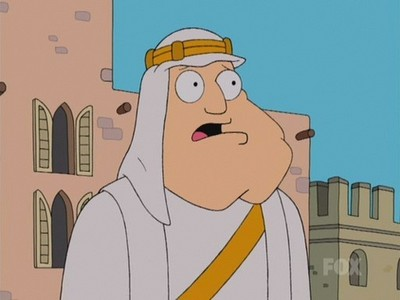 "In the Episode series of two episodes, ""Stan of Arabia"", when Stan and the Smiths move to Saudi Arabia, Stan gets a second wife. He calls his second wife ""Thundercat"" why?"
