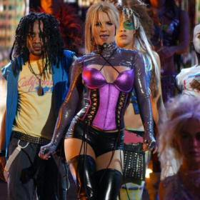 What Was Britney Performing on this pic?