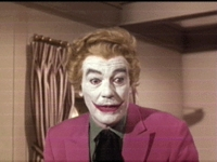 Who played the role of the Joker in the 60's tv series?