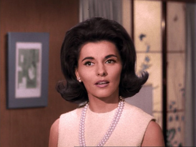 This is Sheila. What was her role in Bewitched?