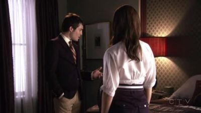 Blair: What do we have, Chuck? From which episode?