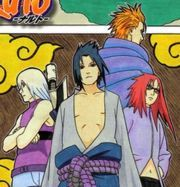 What is Sasuke's team name?