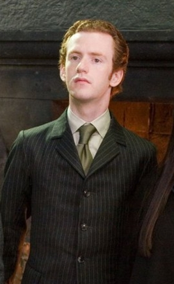 What is Percy Weasley's full name?