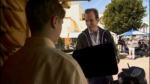 What board game does GOB have in his hands?