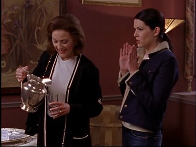 What is the name of the spa Lorelai and Emily go to?