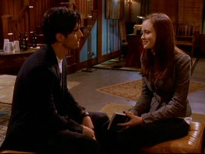 What is the only part of his book that Jess tells Rory he would keep?