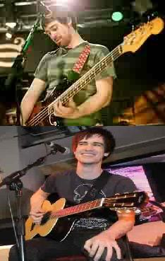 For which Panic song do Jon and Brendon switch instruments?