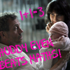 How old is Rachel in Big Baby? (according to Cuddy)