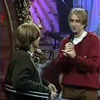 Eric was on a MTV game show in season 4. The show was hosted by Chris Hardwick, but what was it called?