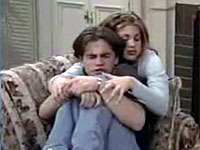 In the episode 'Eric Hollywood', Eric auditions for a show remarkably like Boy Meets World.  What is it called?