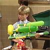 Although Cory and Shawn only used his last name, Minkus *does* have a first name. What was it?