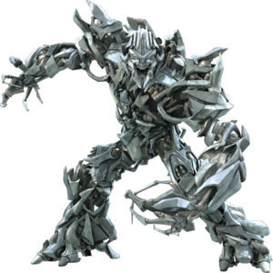 In The Movie Who Saves Sam From Megatron?