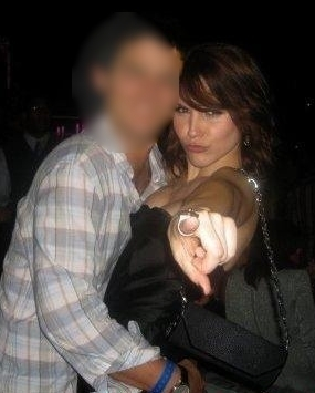 Who was the first guy Sophia dated after her separation with Chad?