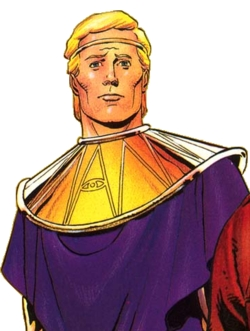 What is Ozymandias's real name (the superhero)