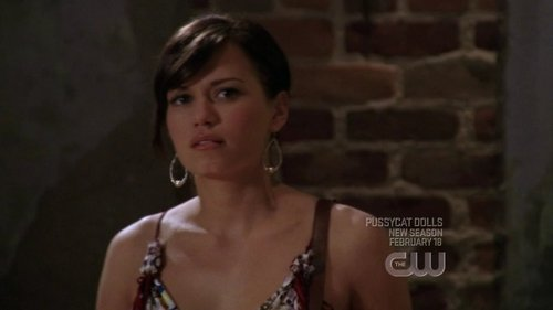 Why was Haley upset in this scene?