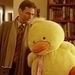 What did Jimmy say when he gave the ente to Cuddy?