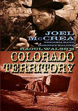 The film 'Colorado Territory' is a remake of which 1941 movie?
