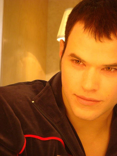 How did Emmett become part of the Cullens Family?