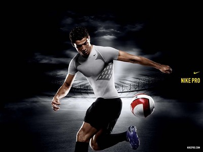 How Many Nike Adverts Has Ronaldo Appeared In ?