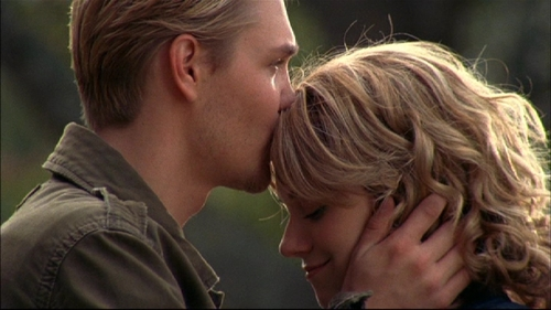 Where were Leyton in this scene?