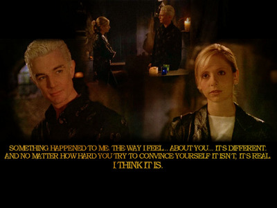 "In ""Entropy"" after this conversation between Buffy and Spike what made Spike to get Buffy out?"