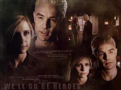 """In """"End Of Days"""" Who Said: We'll Go Be Heroes?"""