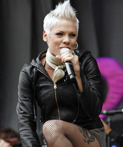 "what are the correct lyrics to the song ""funhouse"" Von P!nk?"