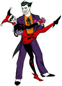 Who is The Joker's (Mr J) Lover and (sometimes) partner in crime????
