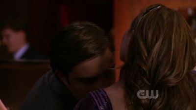 Blair: Would wewe mind? Chuck: Smells a little like______