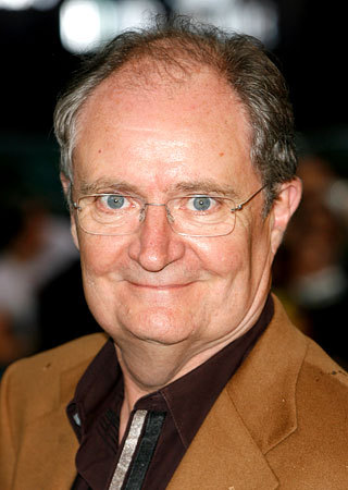 How many times has Jim Broadbent starred alongside Colin (as of 7/2/09)?