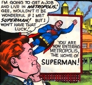 The name Jimmy Olsen was first apeared in the radio show, The Adventures of Superman?