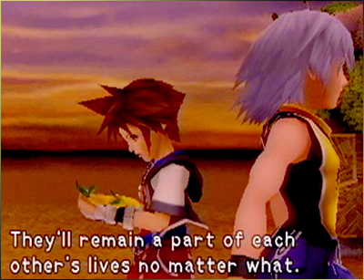 How Does Kairi Get To Destiny Islands