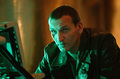 As of 2008, how many seasons was Christopher Eccleston The Doctor in Doctor Who?