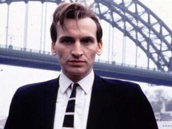 What was the name of Christopher Eccleston's character in Our Friends in the North?
