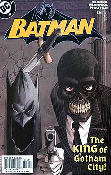 Who kill Black Mask?