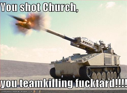 Who really killed Church?