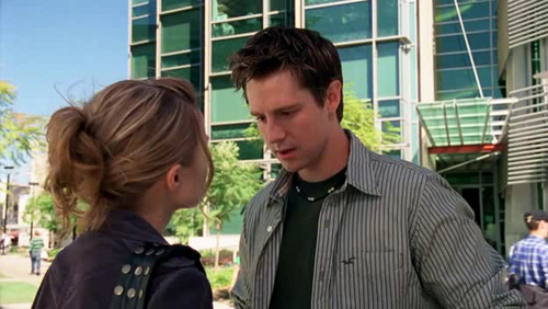 Veronica Mars - What episode does Logan break up with Veronica?