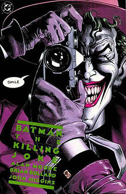 "Who was the writter of ""Batman:The Killing Joke""? 