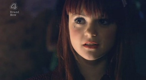 Skins - Who does Emily say she wants to KISS in 3x03?