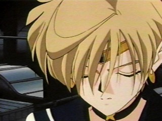 "Throughout the series sailor Uranus often says "" Our princess is such a ______"""