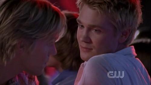 What is Lucas telling Derek?