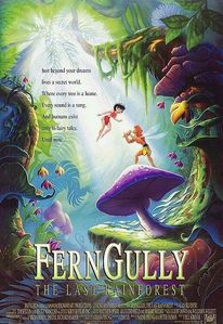 When was Ferngully released?