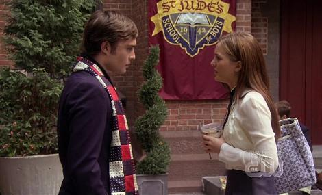 Chuck: Waving the white flag, are we?