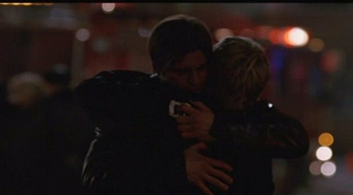 Queer as Folk - What life altering event occurs that makes Brian reevaluate his life and finally tell Justin he loves him?