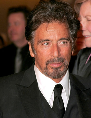 Al Pacino accepted to play the role after ____ turn downs.