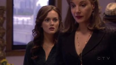 Eleanor: Well, Serena has. What's wrong?